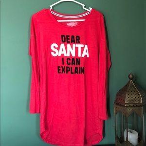 Santa Sleeper